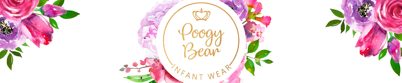 Poogy Bear Infant wear