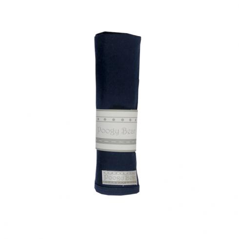 Essential 1-piece Swaddling Blanket Dark Navy